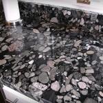 BJK Services Granite Bathroom Vanity