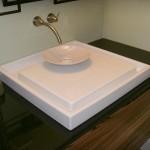 BJK Services Marble Bathroom Vanity Restoration