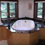 BJK Services Granite Bathroom Restoration