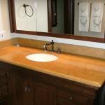 BJK Services Granite Bathroom Vanity Repair