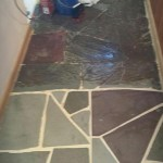 BJK Services Slate Tile Refinishing